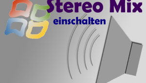 StereoMix Titelbild