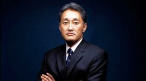 Sony CEO Kaz Hirai
