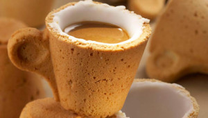 Cookie Coffee Cup