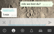 WhatsApp Holo UI