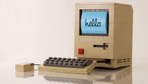 Chris McVeigh LEGO Macintosh