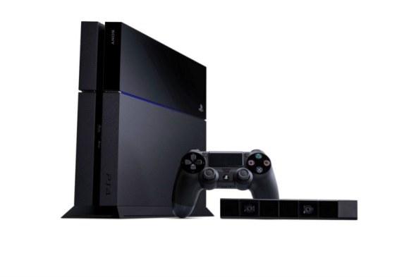 Sony PlayStation 4 Offiziell