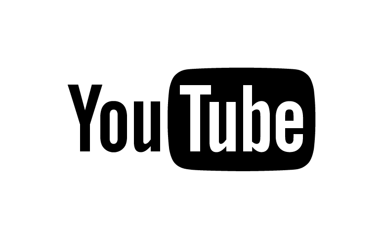 YouTube Logo Dark