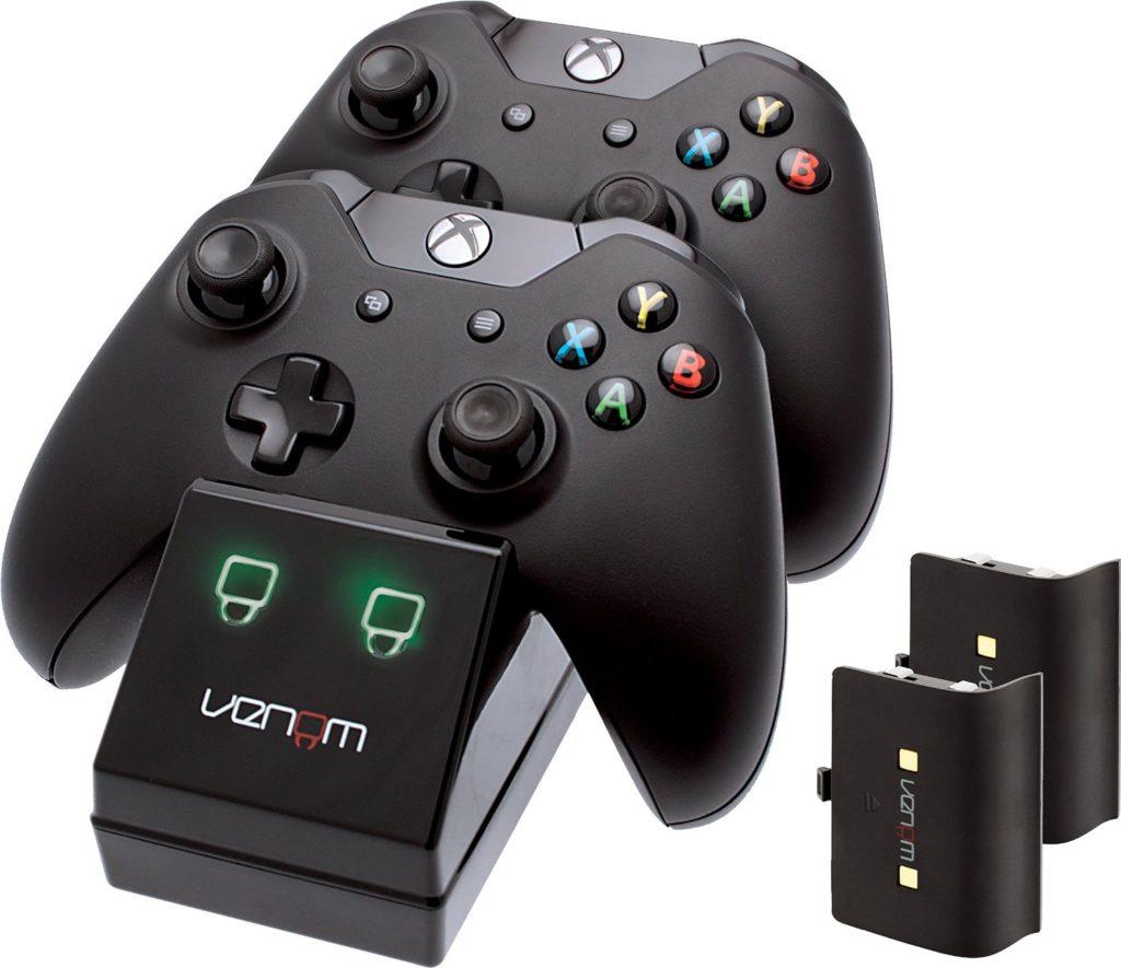 Venom Twin Docking Station Xbox One