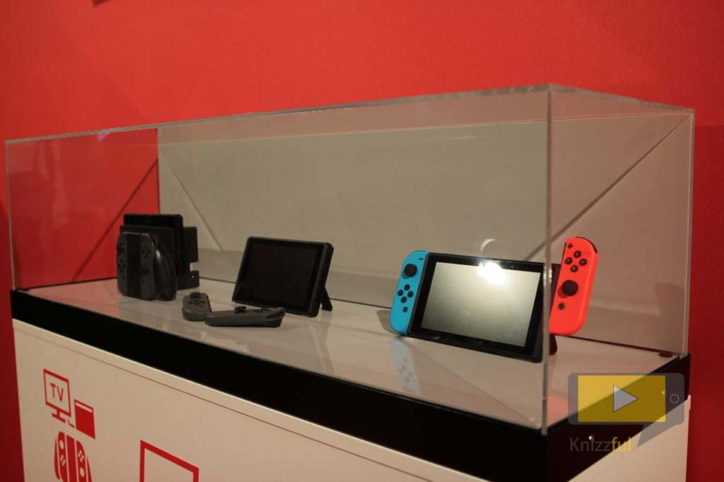 Nintendo Switch - Preview Event in München