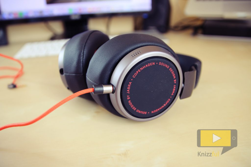 Jabra Vega Over-Ear-Kopfhörer mit Active Noise Cancelling / Active Noise Cancellation