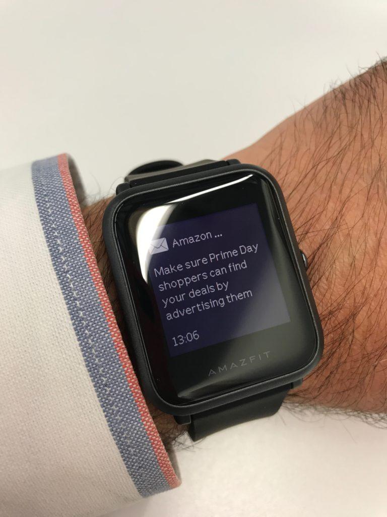 Amazfit Bip Neue Bilder Von Der Fitness Smartwatch