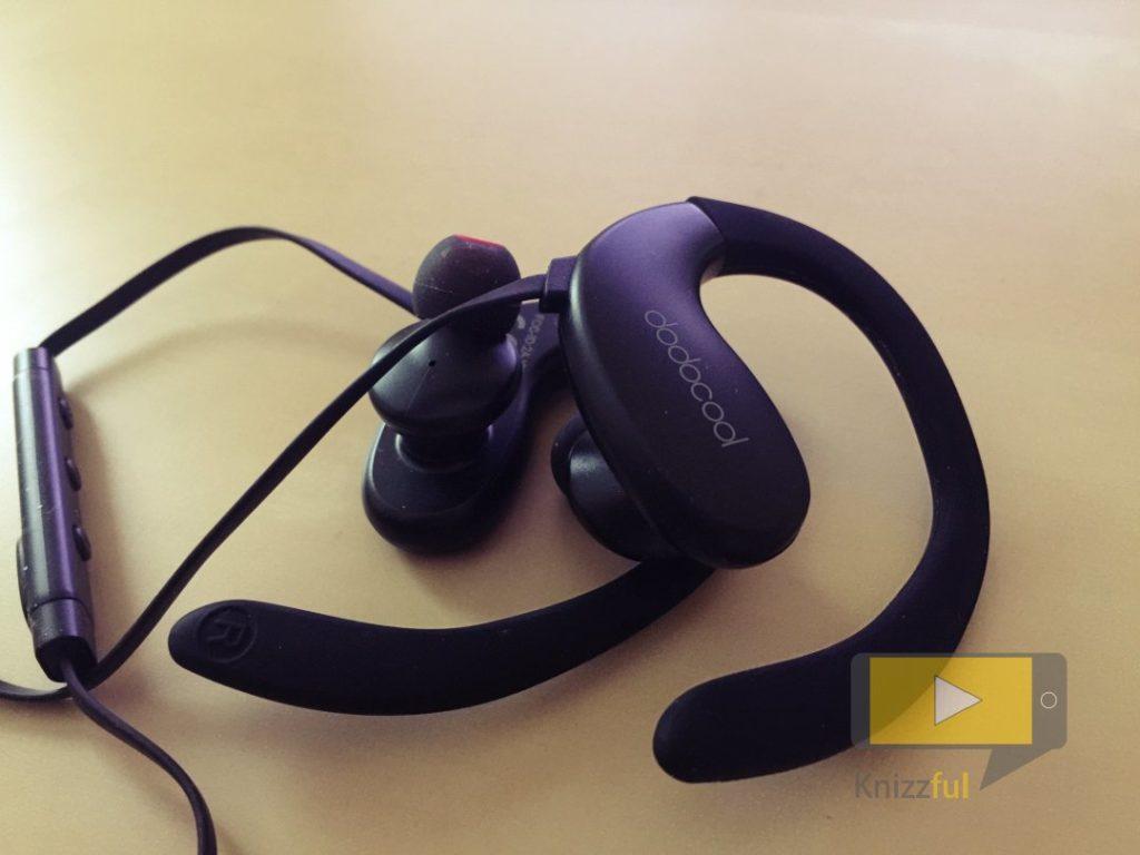 dodocool In-Ear Sport Kopfhörer (Bluetooth) Testbericht / Review