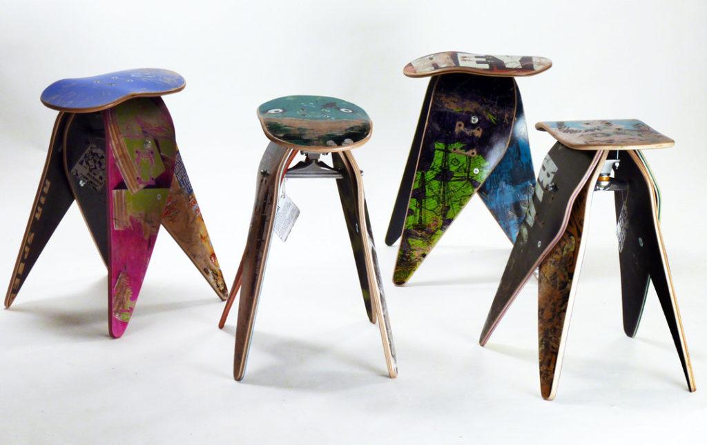 [Fundstück] Recycled eure Skateboards