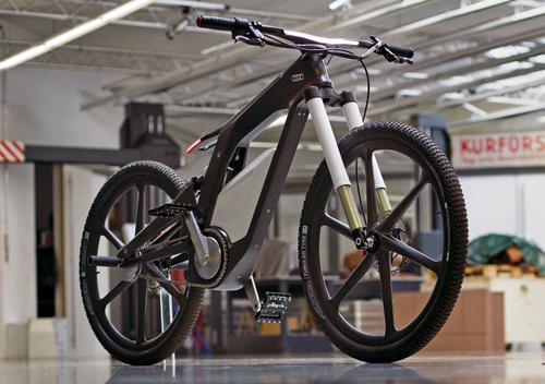 [Fundstück] Audi e-bike