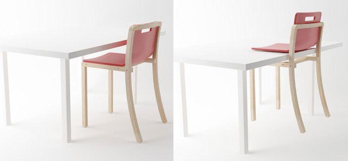 [Fundstück] Hold Chair