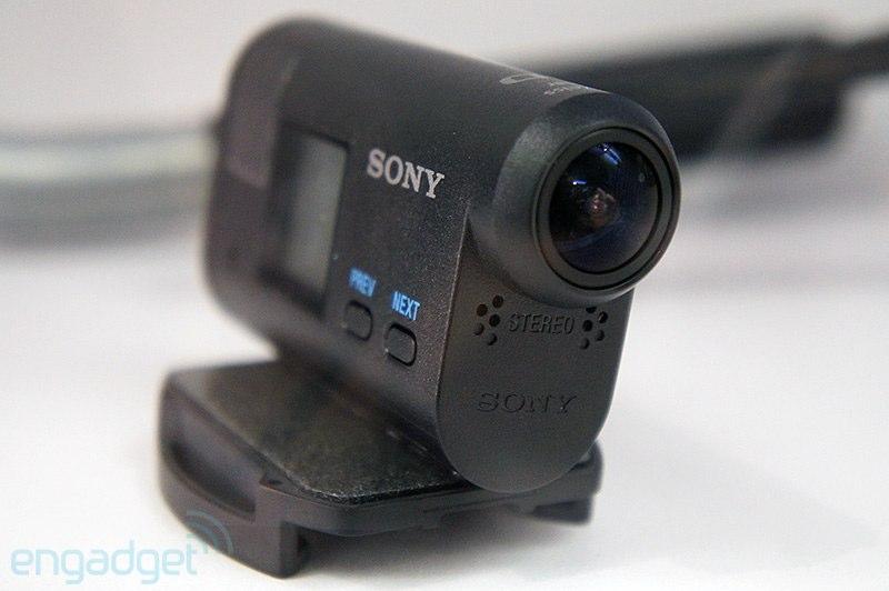 [Fundstück] Sony POV-Kamera Prototyp