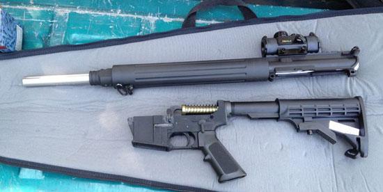 3D-Printer erstellt funktionierende Schusswaffe