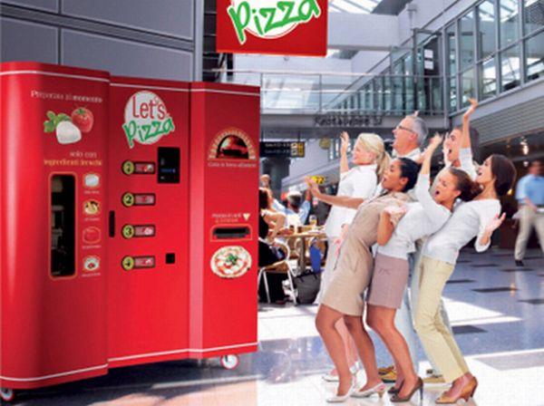 [Fundstück] Let's Pizza – Pizza aus dem Automaten