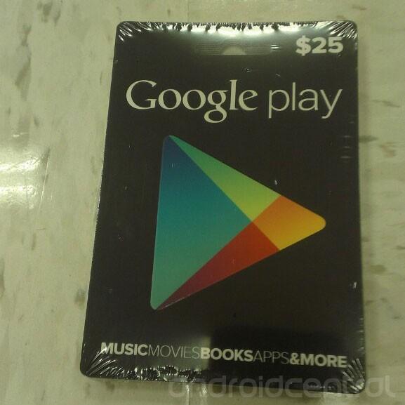 Mit Gutscheinen im Google Play Store einkaufen