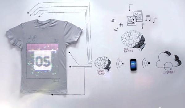 TshirtOS – das multifunktionale Kleidungsstück