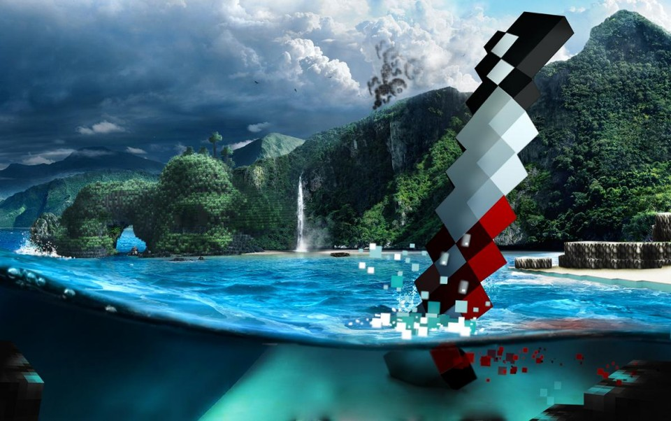 Far Cry 3 Mod für Minecraft