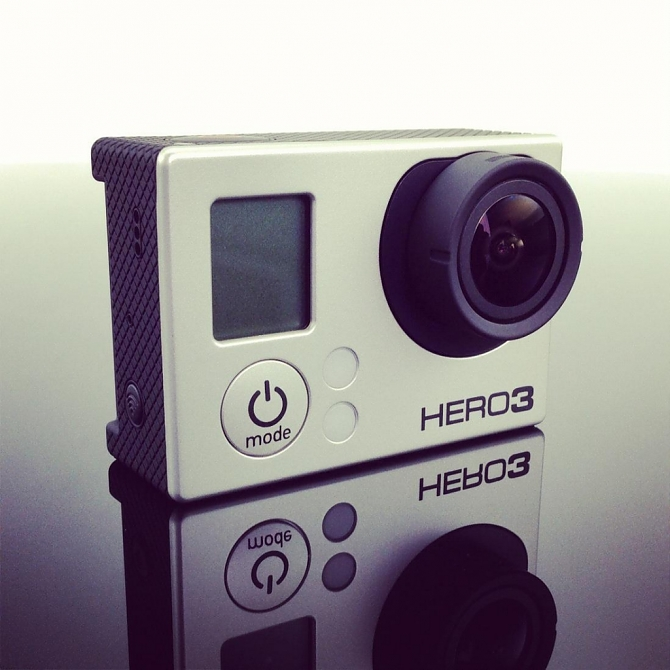 GoPro Hero 3 vorgestellt