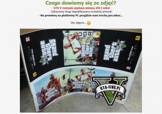 GTA 5: Werbeplakate aber keine PC-Version?