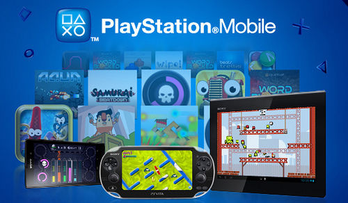 PlayStation Mobile startet