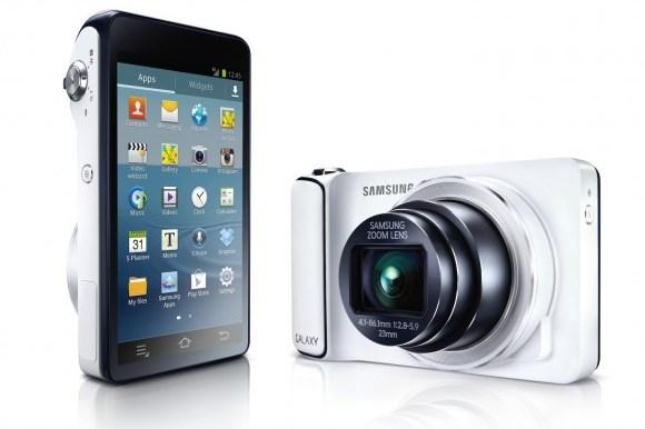 Samsung Galaxy Kamera kommt Ende Oktober für knappe 600 Euro