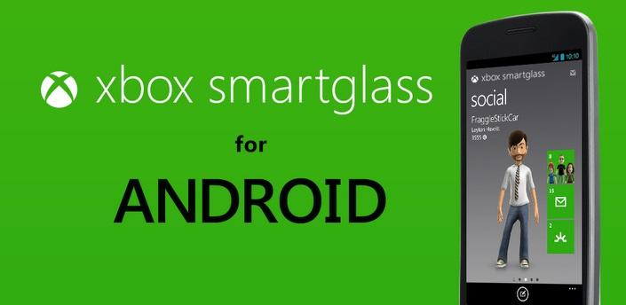 Xbox SmartGlass jetzt für Android und Windows Phone