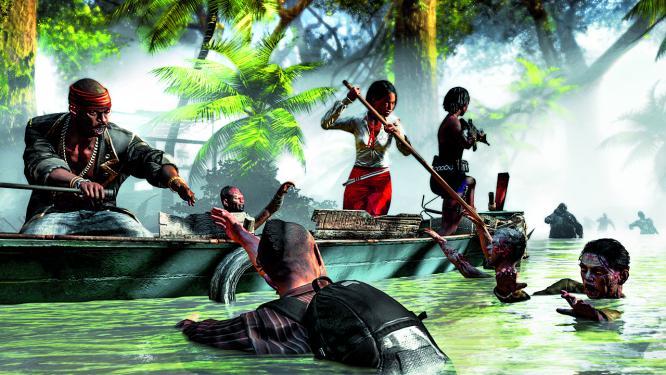 Dead Island Riptide erscheint im April 2013