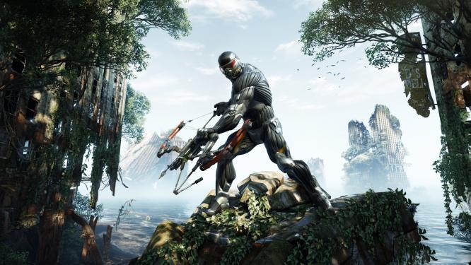 Crysis 3: Alpha-Keys bereits vergeben