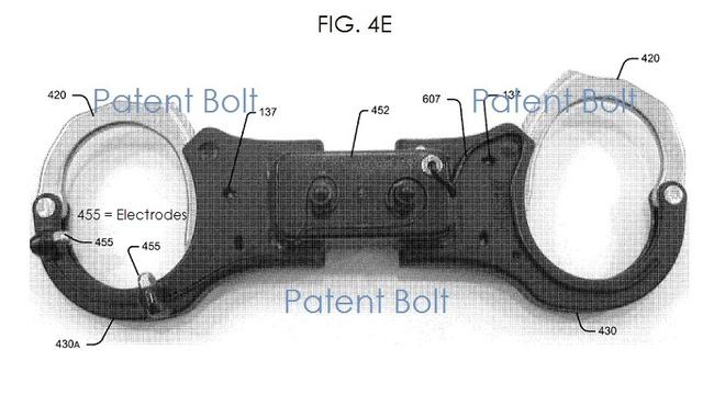 Patent für Höllen-Handschellen