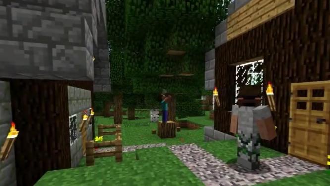 Trailer zur Minecraft-Dokumentation [Update]