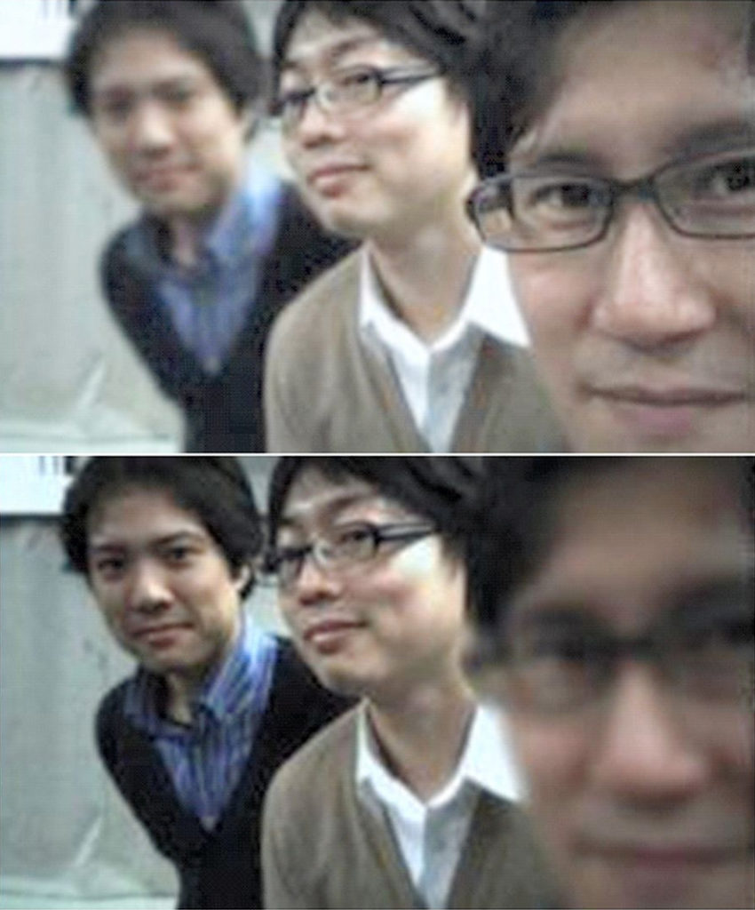 Toshiba Lytro Bild