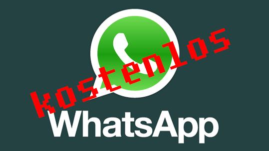 WhatsApp für iOS kostenlos
