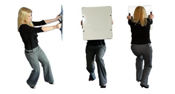 [Fundstück] Kugelsichere Whiteboards