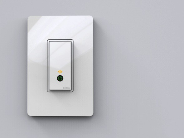 Belkin WeMo Lichtschalter per Smartphone steuern [CES]
