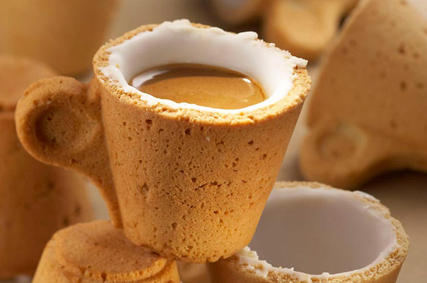 [Fundstück] Cookie Coffee Cup