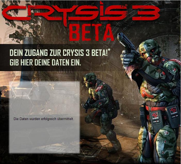 Crysis 3 Demo jetzt kostenlos downloaden