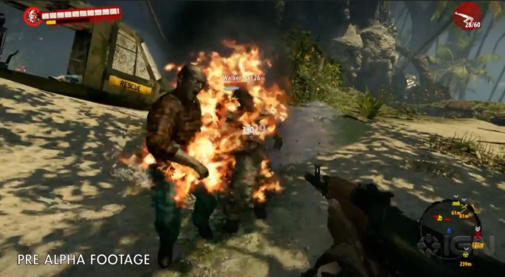 Dead Island – Riptide: erster Gameplay-Trailer