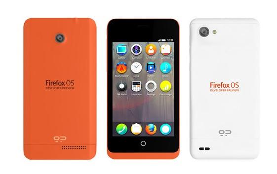 Mozilla stellt eigene Smartphones vor