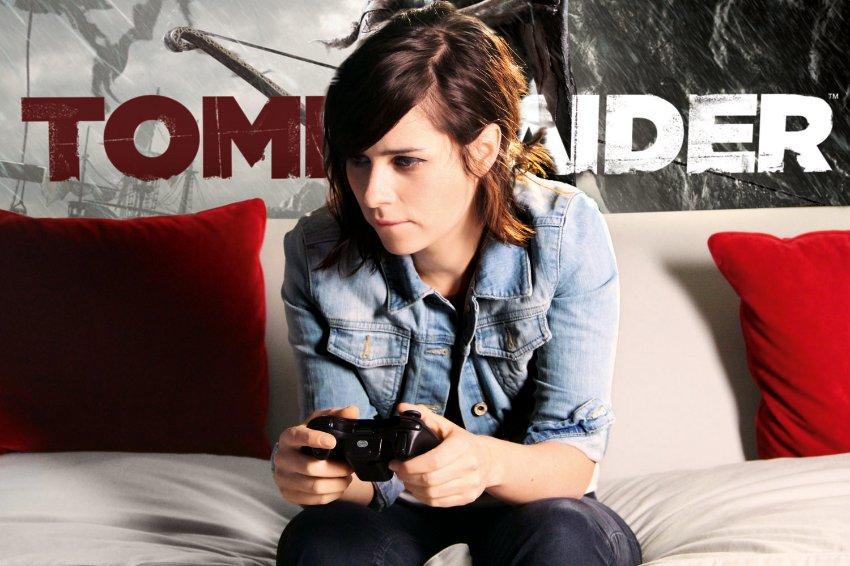 Nora Tschirner ist die Stimme von Lara Croft