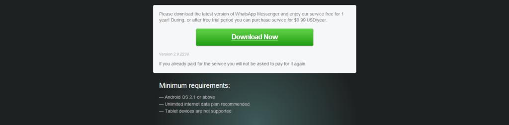 [Tut] WhatsApp per PayPal bezahlen