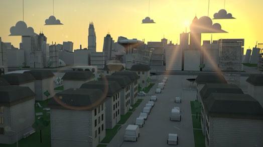 Morgenstadt – die Stadt der Zukunft