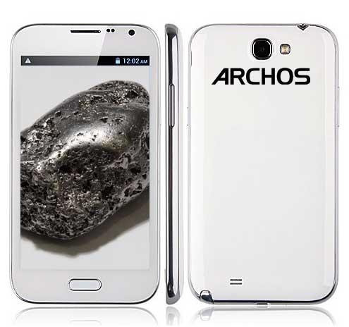 Archos steigt ins Smartphone Geschäft ein