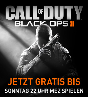 Black Ops 2 gratis spielen