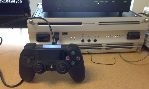 PlayStation 4: Leak zeigt neuen Controller