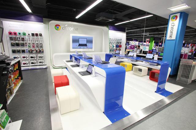 Google Stores bis Ende dieses Jahres?