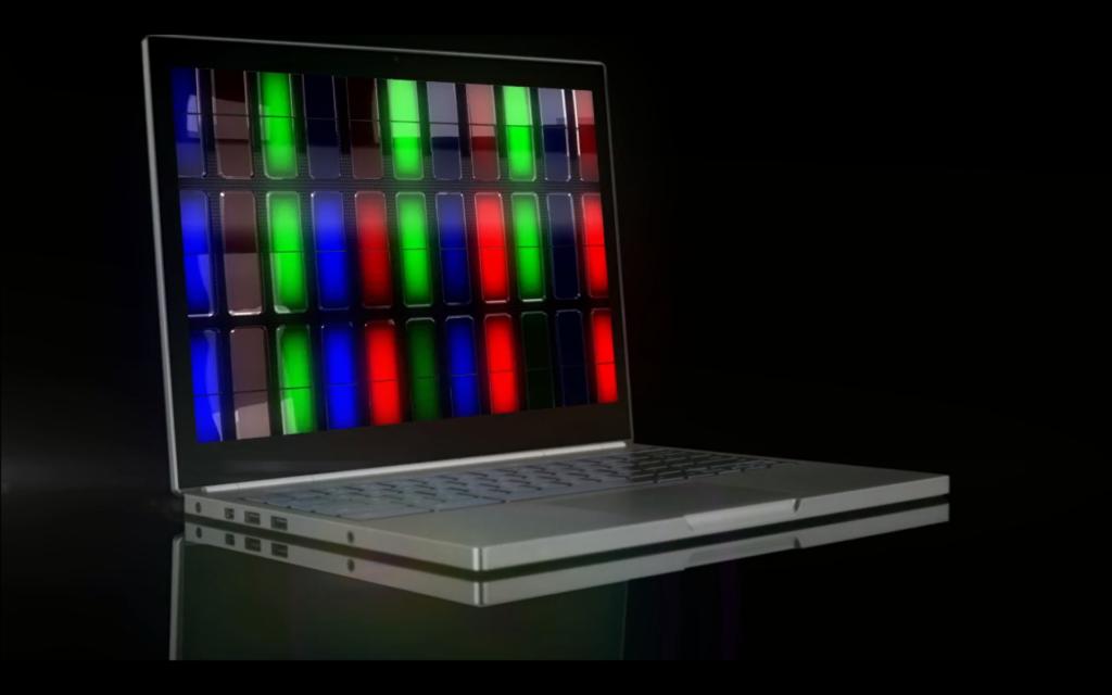 Chromebook Pixel mit 2560×1700 Touchscreen