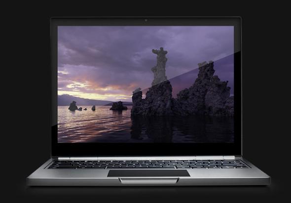 Chromebook Pixel jetzt offiziell
