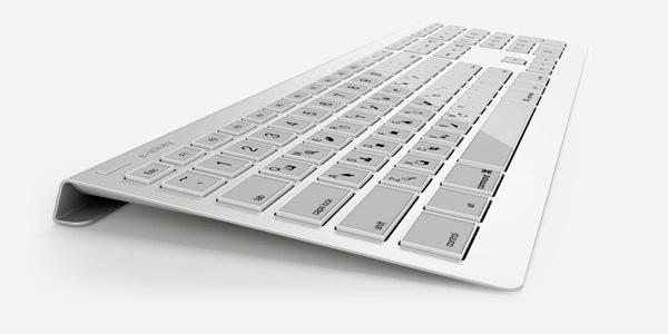 Die E-Ink-Tastatur