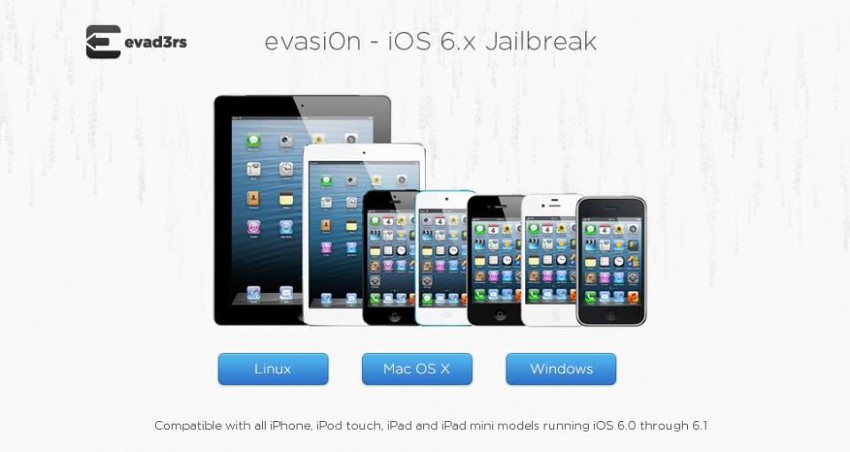 evasi0n: Jailbreak für iOS 6 verfügbar + Anleitung