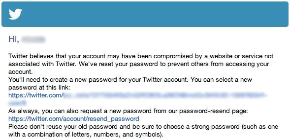 Twitter:  250.000 Konten gehackt